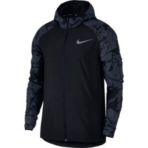 Nike Essential Flash Reflective Running Jacket